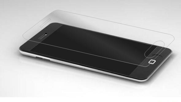 iphone5保护膜苹果贴膜iphone5g手机贴膜液晶屏幕