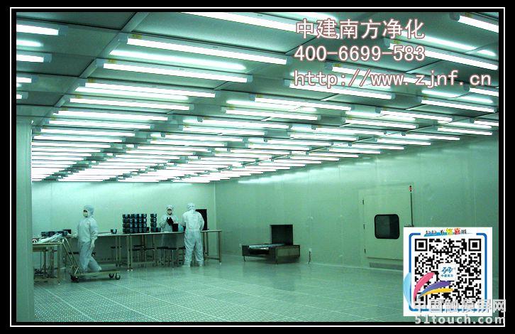 led无尘室专业设计施工建设服务,深圳led无尘厂房装修高清图片