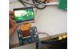 8寸视频字符叠加控制器显示套件