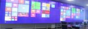 无缝液晶拼接大屏幕生产 55寸3.5毫米拼接电视墙厂家