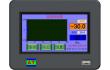 智能触摸液晶屏温度控制器 智能温控器ATS-WK043