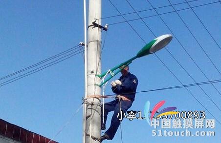 天津农村水泥杆路灯