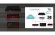 北京天良全数字网络时钟子母钟系统