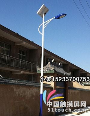 朔州太阳能路灯6米灯杆价格学校厂区亮化