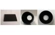 光学超黑涂层材料