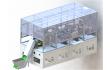 RO膜全自动组装生产线 工业RO膜全自动卷膜机
