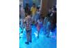 全息投影,地面互动投影有很高的观赏性,可以起到活跃展厅的气氛