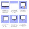 IPS全视角屏4.0寸,4.3寸,4.5寸,5.0寸 触摸屏