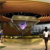全息投影幻影成像玻璃 展览展示柜 智能悬浮成像