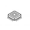 恩智浦集成电路微控制芯片型号MKE02Z64VLH4
